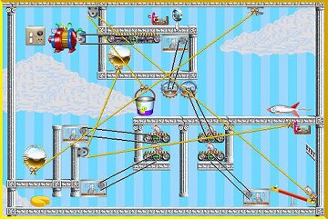 clip from The Even More Incredible Machine