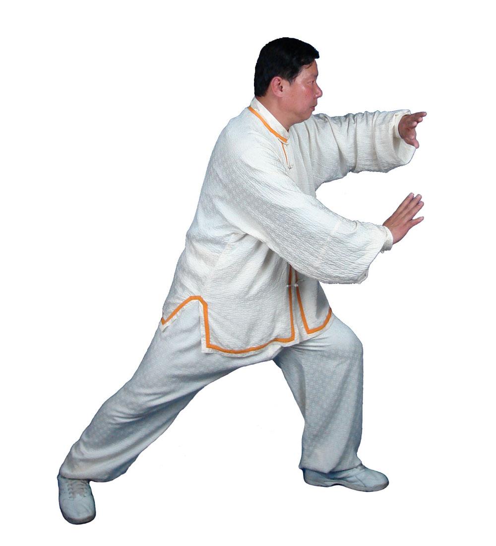 Wudang Qigong 9 Postures Class