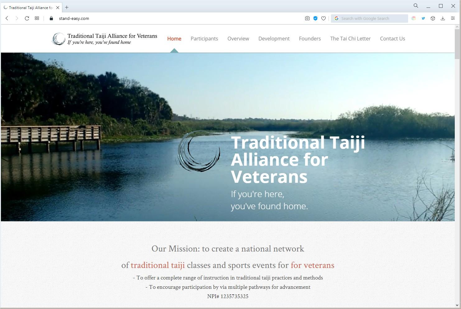 Traditional Taiji Alliance
